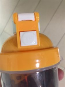 ワンタッチボタン
