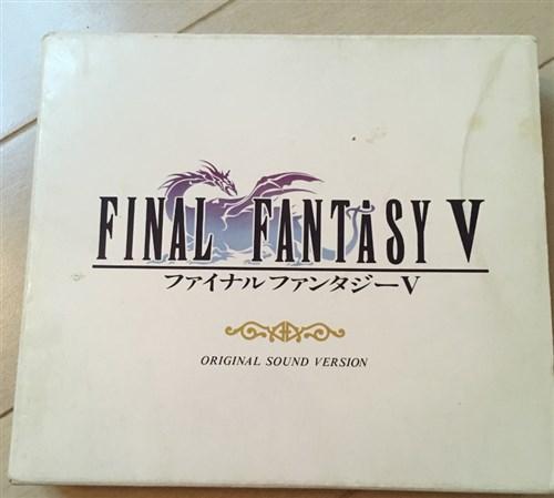 FF5サウンドトラック